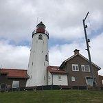 Lighthouse Urk Foto