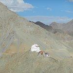 Leh Palace view