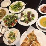 Delicious food!  Great variety! Unique!