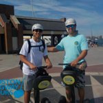 """Get your #Segway #Selfie on w/the """"best way to see the city"""" - #Boston #Segway #Tours! www.bosto"""