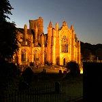 ภาพถ่ายของ Melrose Abbey