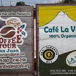 Cafe de importación... 100% orgánico - certificado
