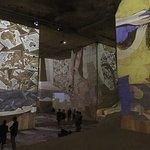 Carrières de Lumières - an incredible projection show