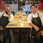 Nuestros Chefs Invitados-Juan Ruano (El Migrante) y Jaime Camacho (Proyecto Caribe)