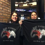 Slaughter was so good on June 29, 2018, we had to get some t-shirts!
