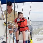 Kids Fishing Billy Bee Charters