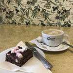 Rocky Road and Cappuccino