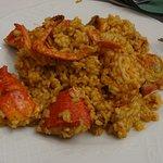 arroz meloso de bogavante