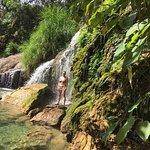El Nicho Waterfalls Foto