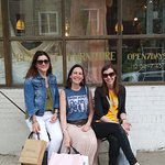 A day of shopping second-hand and vintage in Brooklyn, New York!