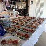 Questa sera catering dalla cucina di Lido  #top#sempresulpezzo#pesce #semprefresco#grazie#buonan