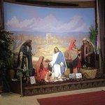 Jesus with Mary & Martha