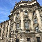 Justizpalast in Munich