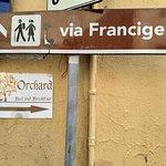 Signage in Viterbo