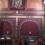 Beautifully designed dining room.