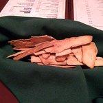 Thin & crispy crackers.