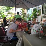 Green Bar Lunch Foto