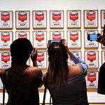 Andy Warhol's Soup Cans