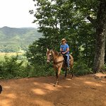 Foto di Walden Creek Horseback Riding Stables