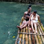 Lethe bamboo river rafting and Limestone Massage