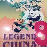 Legend China 8