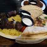 Beef platter.