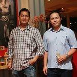 Khun PINYO F&B (à droite sur la photo)
