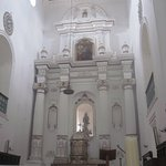 Altar en la catedral