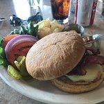 Blackburn Burger (Lunch)