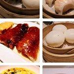 Various Dim Sum & Duck
