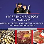 MY French Factory, French food from Brittany