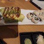 sushi avocado, zeer aan te raden