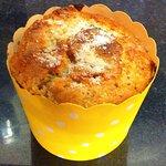 Peach Muffin