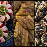 Arabic sweets of the day