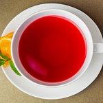 fruit tea - 1 €