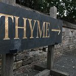 Spending time at Thyme