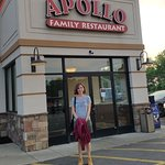 Foto de Apollo Family Restaurant