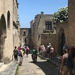 Street of knights