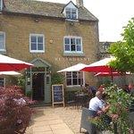 Foto van Rose Tree Restaurant