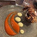 Soft shelled crab tempura