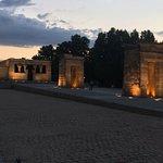 Фотография Templo de Debod