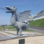Фотография Памятник дракону Зиланту