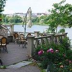 The nice terrace