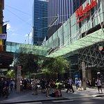 Sydney's CBD!