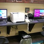 Complimentary Private Area Business Center