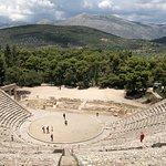 Ancient Epidaurus theatre