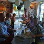 Great night at the Castle Landkey for my sisters 60th birthday. Excellent food as always,