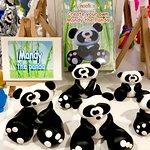 Mandy the panda.