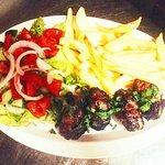 Special fresh cyprus food