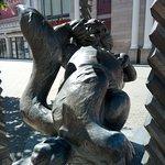 Фотография Памятник Коту Казанскому